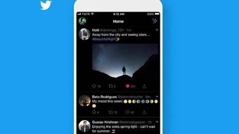 Como ativar o modo escuro no aplicativo do Twitter para Android