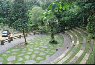 Villa Alam Santosa