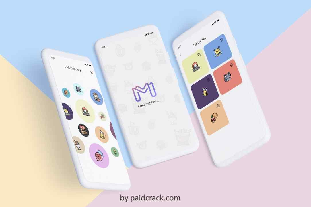 Minml - Minimal Wallpaper Creation App Paid Apk