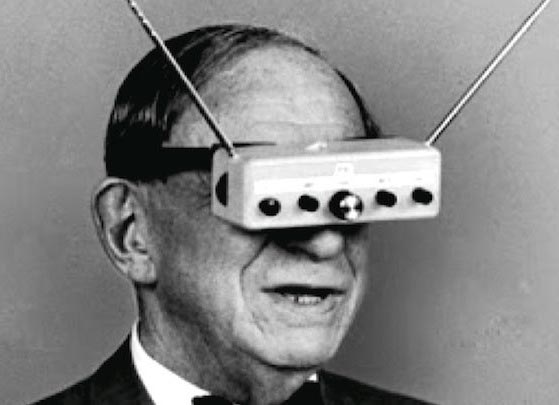 Early virtual reality