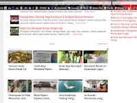 Perbedaan Iklan Matched Content Yang Dipasang Di Blogspot Dan TLD