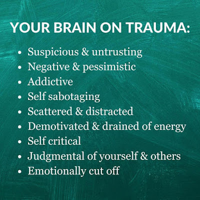 Your brain on trauma