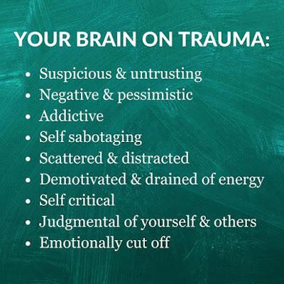Your brain on trauma