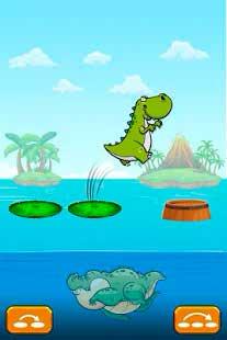 juegos de dinosaurios juego de niños
