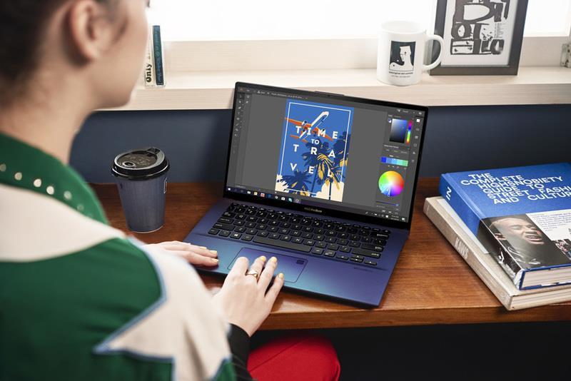 Asus Vivobook Ultra A412FL, Laptop Colorful Paling Ringkas di Dunia