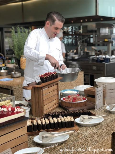 Executive Chef Rolf Knecht, Grand Hyatt KL