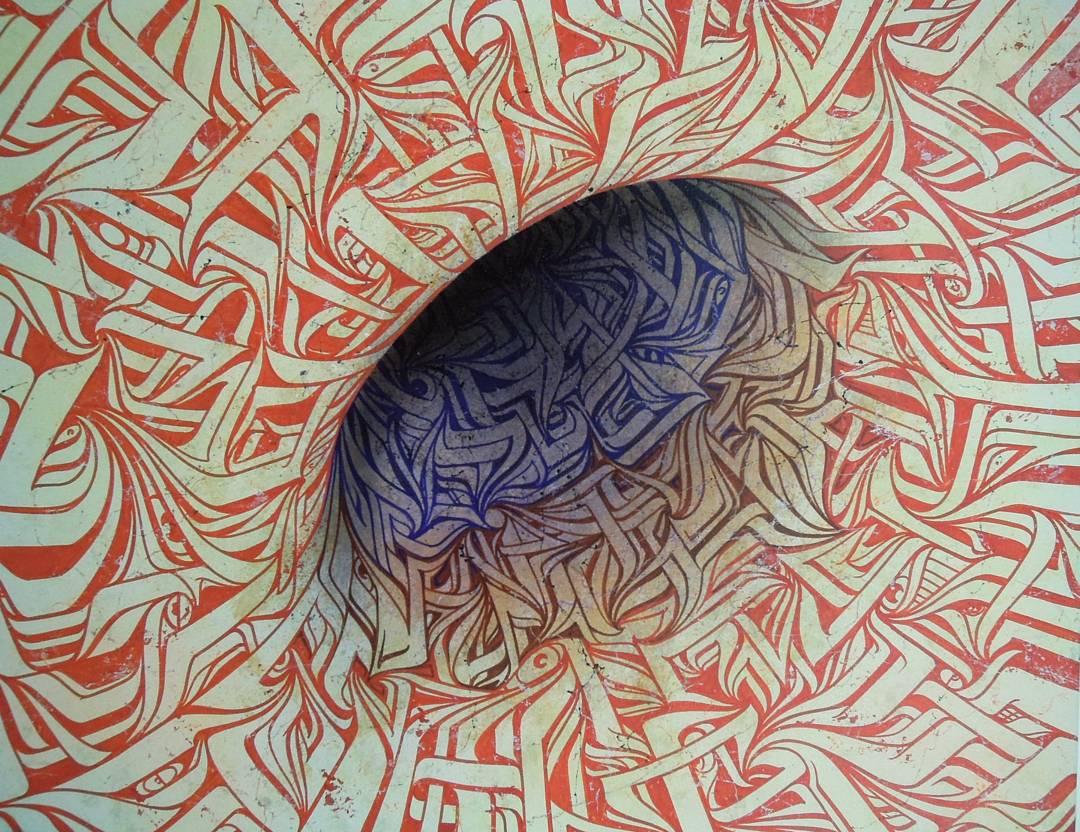 art by astro. street artist. exposition au loft du 34 street art galerie