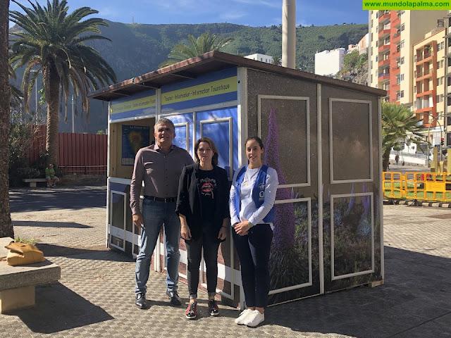 Turismo La Palma y Asdetur mejoran la atención a los cruceristas en la isla
