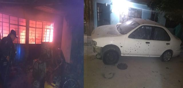"""En Zitacuaro, Michoacán Sicarios de El CJNG levantaron en venganza a sobrino de """"Lalo Mantecas"""" líder de LNFM y asesinan a su mamá"""