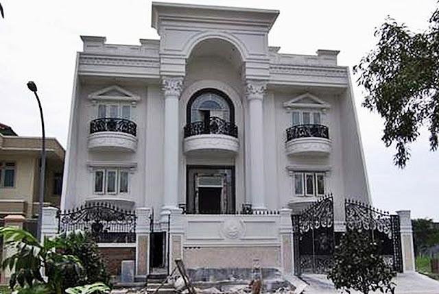 gerbang rumah klasik modern bengkel las konstruksi baja