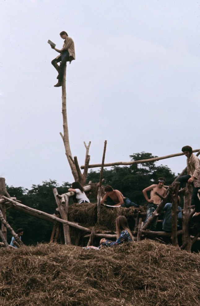 fotos ineditas woodstock 03 - Fotos inéditas Woodstock pela Revista LIFE
