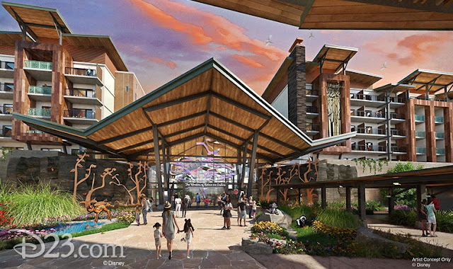 D23 Expo 2019 Disney Parks, Disney Lakeside Lodge