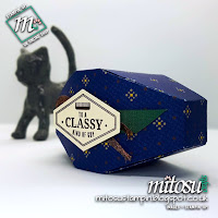 Stampin' Up! Truly Tailored SU Gift Box Idea order craft supplies from Mitosu Crafts UK Online Shop