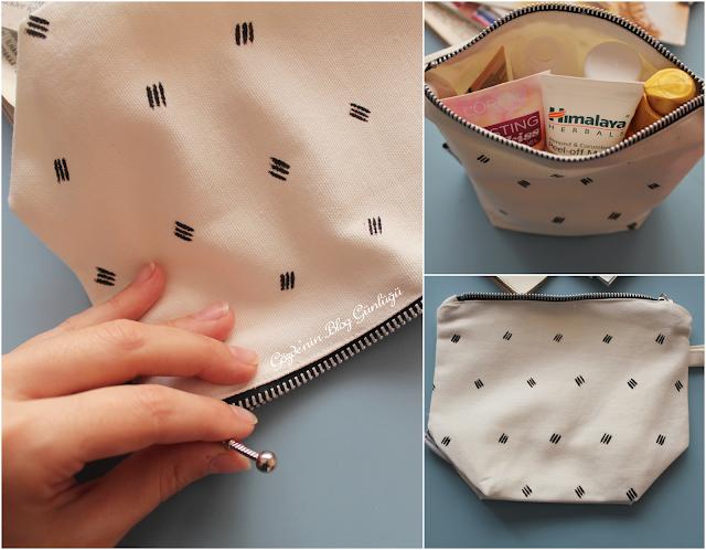 happycassetto mini düzenleyici çanta