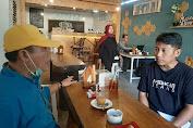 Coffee Shop Center, Gagasan H Masrun untuk Ekonomi Kreatif Loteng Mendunia