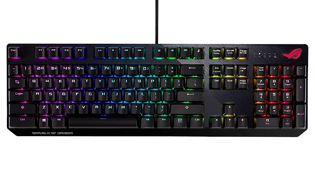 ASUS RGB Strix Scope Mechanical Keyboard