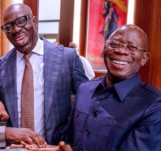 How Adams Oshiomole Is Exposing Himself by Pushing Forgery Scandal on Obaseki | An Expository Essay About How Oshiomole Is Exposing Himself