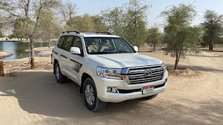 Embark on an adventure through time with the Toyota Land Cruiser, the Heritage Edition