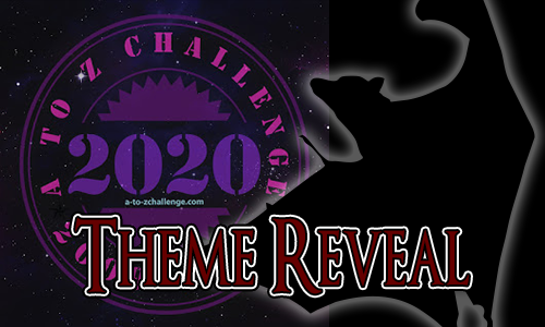Tasha's Thinkings - AtoZChallenge 2020 - Theme Reveal