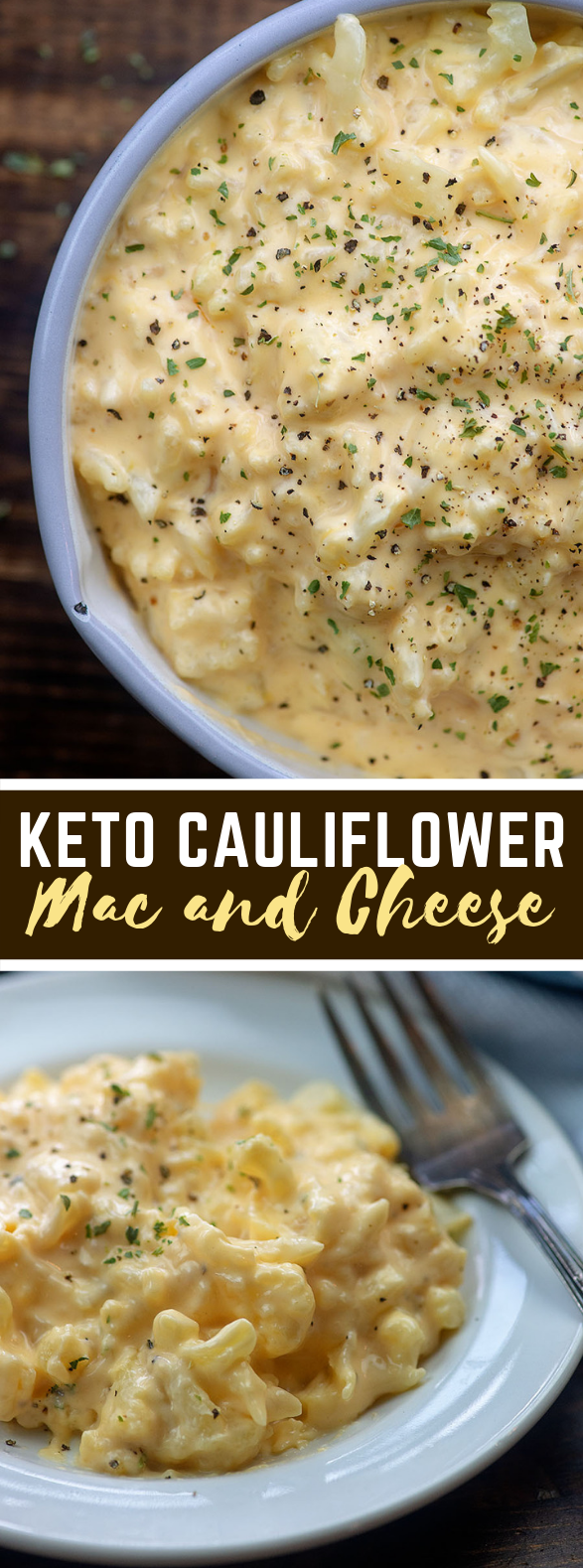 CAULIFLOWER MAC AND CHEESE #lowcarb #healthydiet