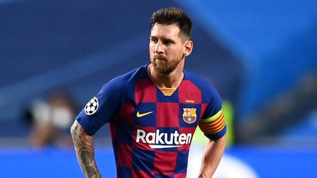 ميسي يجتمع بإدارة برشلونة عقب التعاقد مع كومان لقيادة الفريق بالموسم المقبل