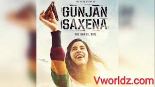 Gunjan Saxena The Kargil Girl Full Movie Leaked By TamilRockers