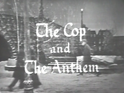 report the cop and the anthem the analysis of the cop and the anthem term papers