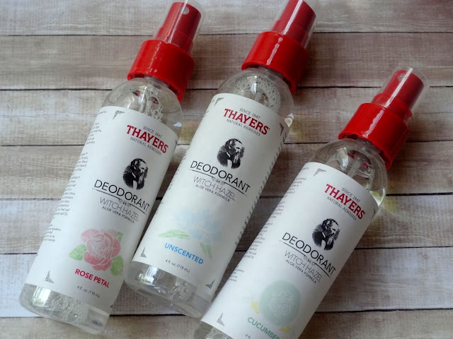 Thayers Natural Witch Hazel Deodorant