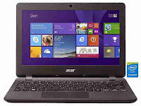 Acer Laptop Aspire ES1-111 Review, Specifications and driver download
