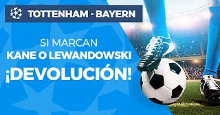 Paston promo Champions Tottenham vs Bayern Munich 1-10-2019