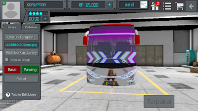 Cara Modifikasi Bus Di Game Bus Simulator