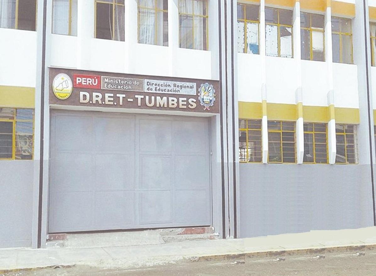Dirección Regional de Educación Tumbes