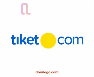 Logo Tiket.com Vector Format CDR, PNG