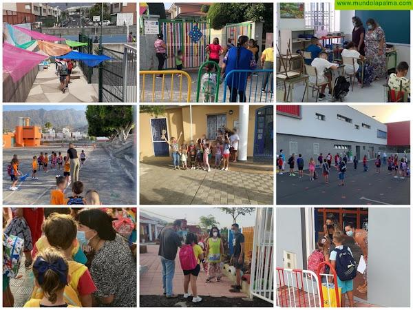 El Ayuntamiento de Los Llanos desea un buen inicio de curso a  la comunidad educativa del municipio