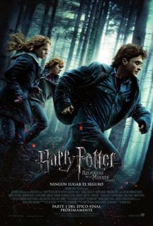 descargar Harry Potter y las Reliquias de la Muerte: Parte 1 (2010), Harry Potter y las Reliquias de la Muerte: Parte 1 (2010) español