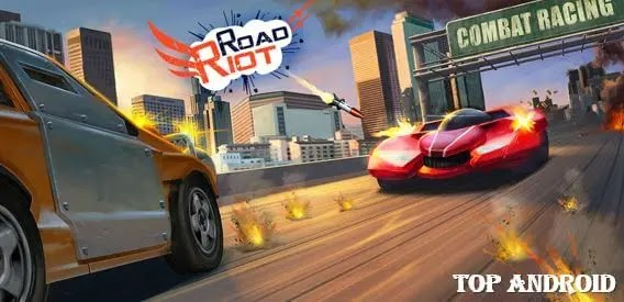 Download Road Riot (MOD, unlimited money) free on android