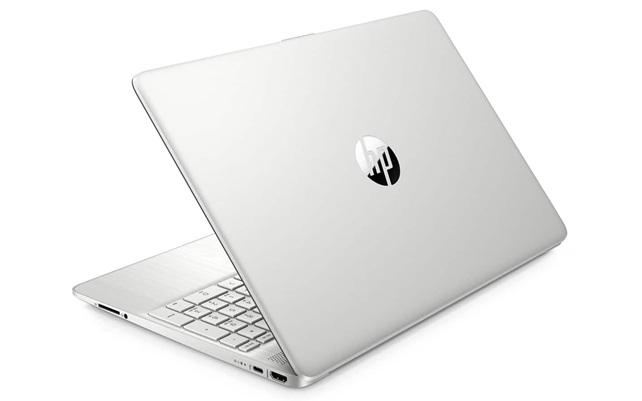 HP 15s-fq2087ns: ultrabook Core i5 con teclado QWERTY en español y disco SSD