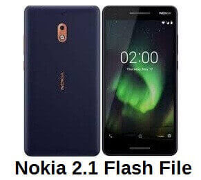 Nokia 2.1-Flash-File-Download