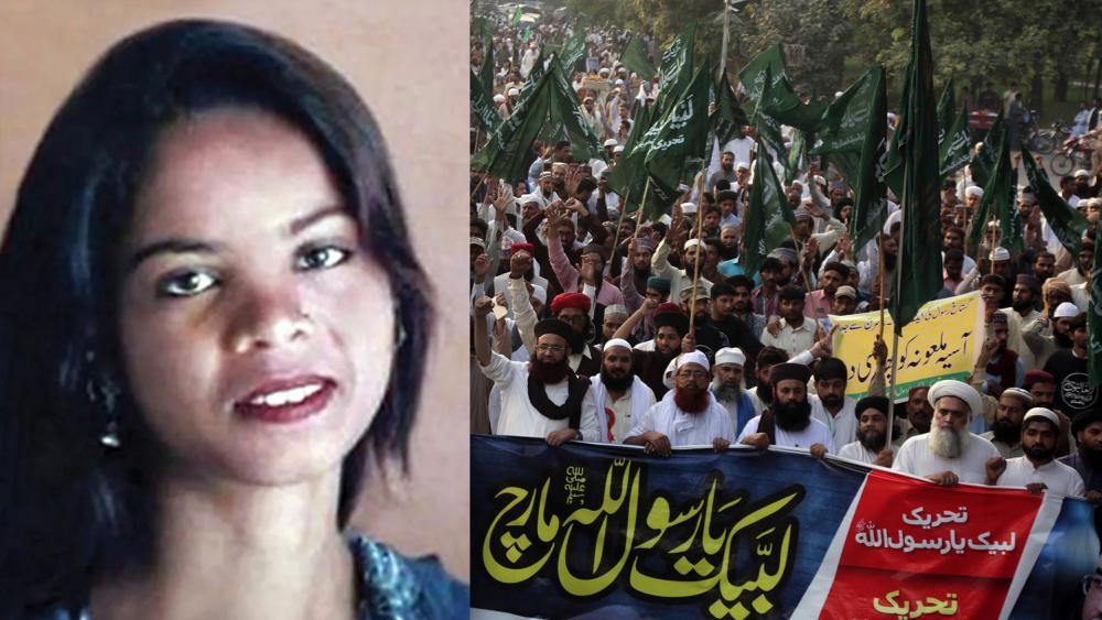 Asia Bibi, Dituduh Menista Agama dan Dihukum Mati Namun Diselamatkan Tuhan