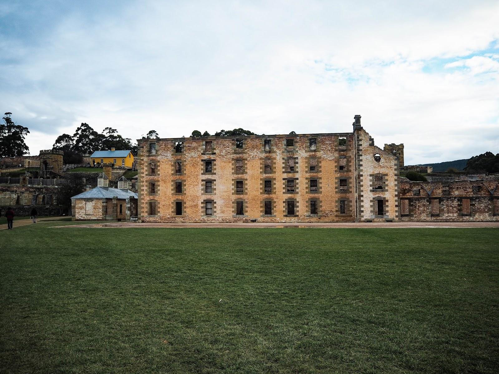 Port Arthur convict prison, Tasmania