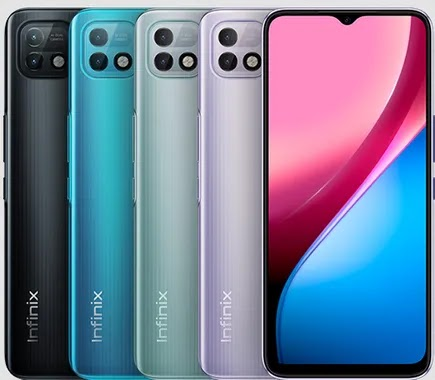 Infinix Hot 10i Officially Out with 6000mAh Battery
