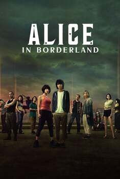 Alice in Borderland 1ª Temporada
