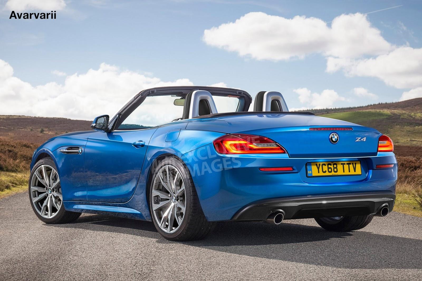 Новый спорткар BMW
