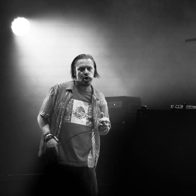 Mike Patton, Dead Cross, Hellfest 2018, Emeric Cloche