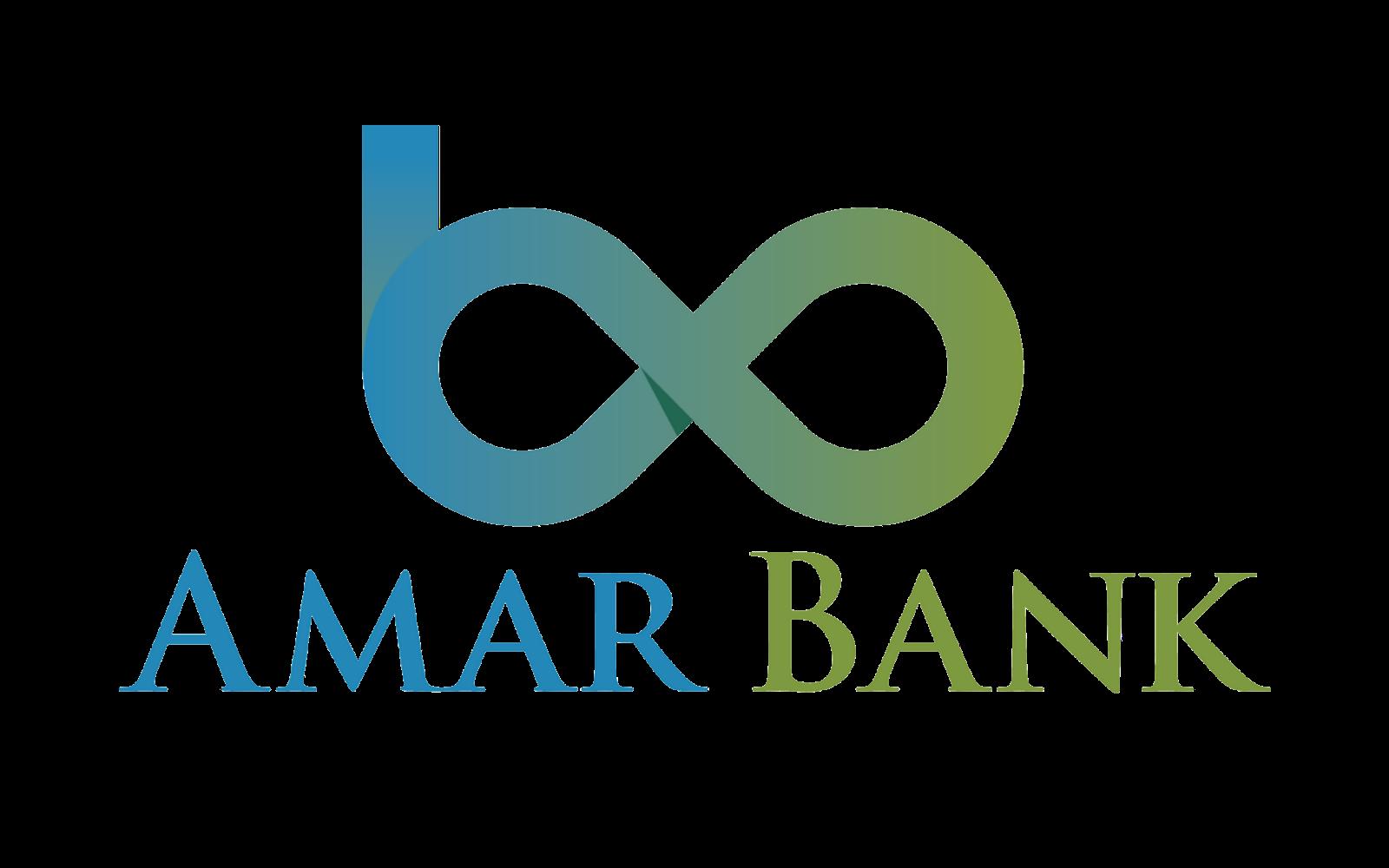 Logo Amar Bank Format PNG