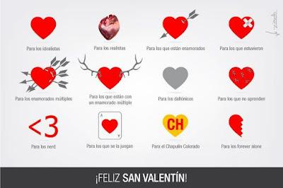 Descarga las mejores imágenes con frases chistosas de san valentin