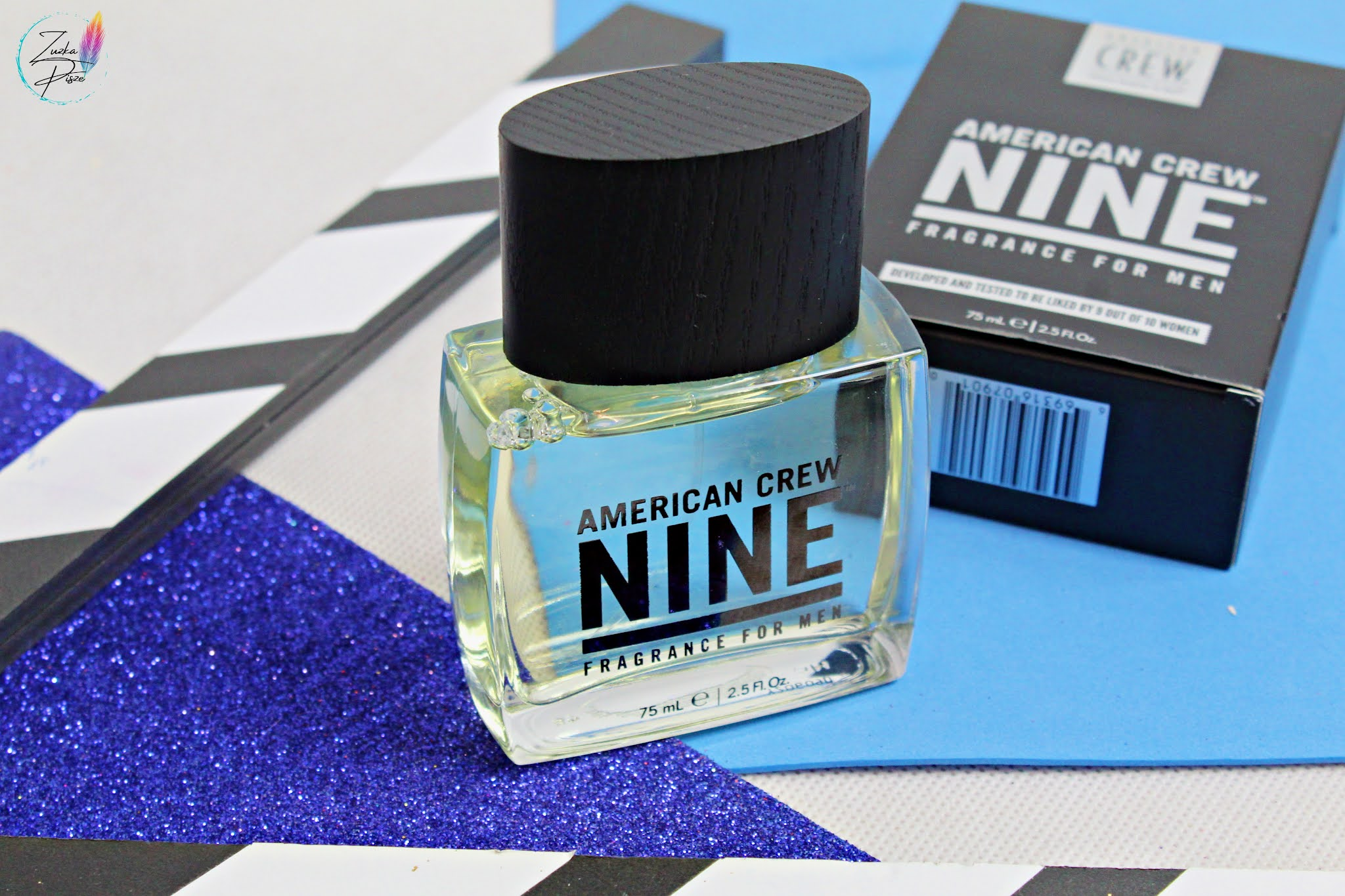 American Crew NINE All Lang - woda perfumowana 75 ml