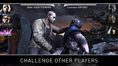 Game menegangkan Mortal Kombat X APK Full Gratis