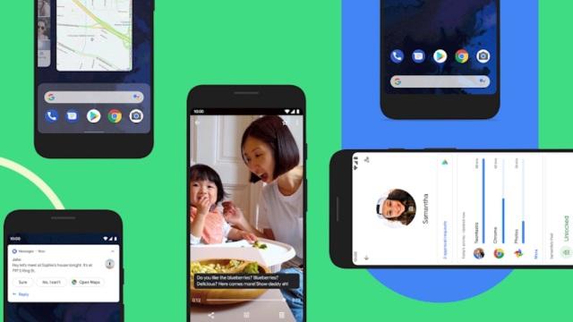 Ini Fitur Terbaru Android 10 yang resmi dirilis Google