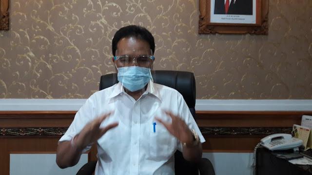 Update Covid 19, Pasien Sembuh Bertambah 15 Orang di Kota Denpasar, Kasus Positif Bertambah 33 Orang